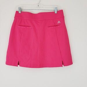 Adidas Golf Skirt Hot Pink Skort